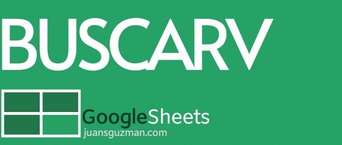 BUSCARV en Google Sheets
