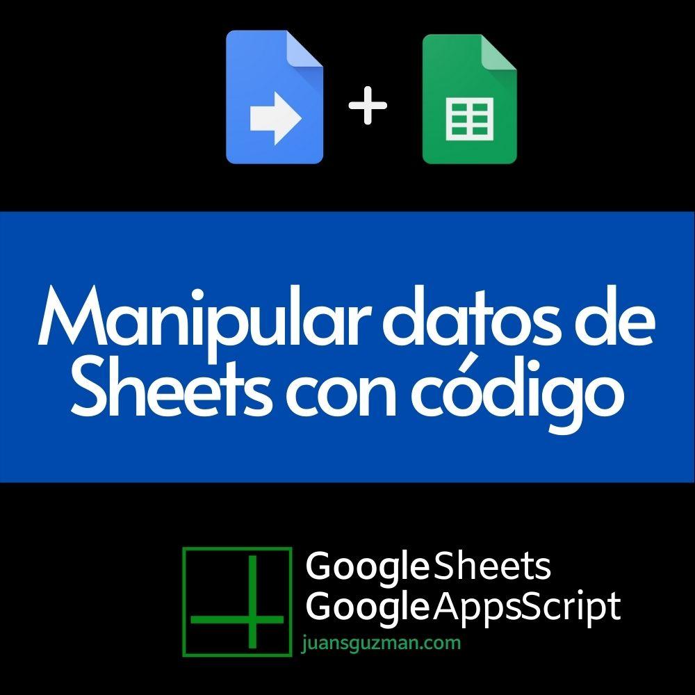 Sheets + Scripts